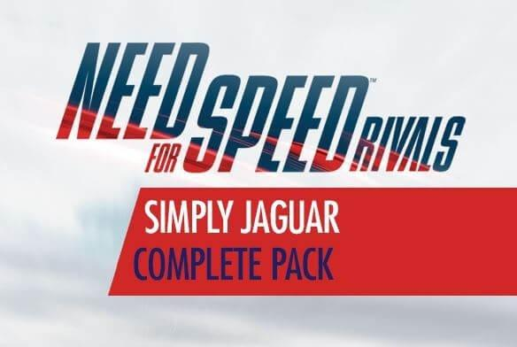 Need for Speed Rivals Simply Jaguar Complete Pack