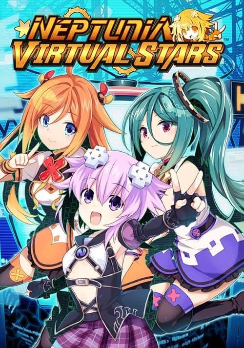 """Afbeelding van Neptunia Virtual Stars - In-game BGM: Ileheart - """"I Love You"""