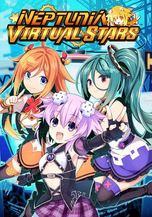 Afbeelding van Neptunia Virtual Stars - WACTOR Pack