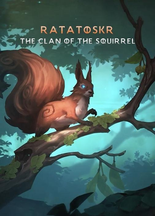 Afbeelding van Northgard - Ratatoskr, Clan of the Squirrel