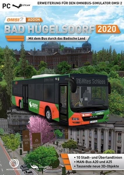 Immagine di OMSI 2 Add-on Bad Hügelsdorf 2020 - Pre Order - Steam