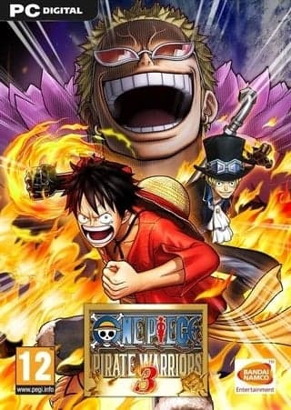 Afbeelding van ONE PIECE PIRATE WARRIORS 3
