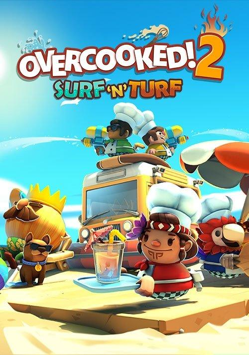 Picture of Overcooked! 2 - Surf 'n' Turf