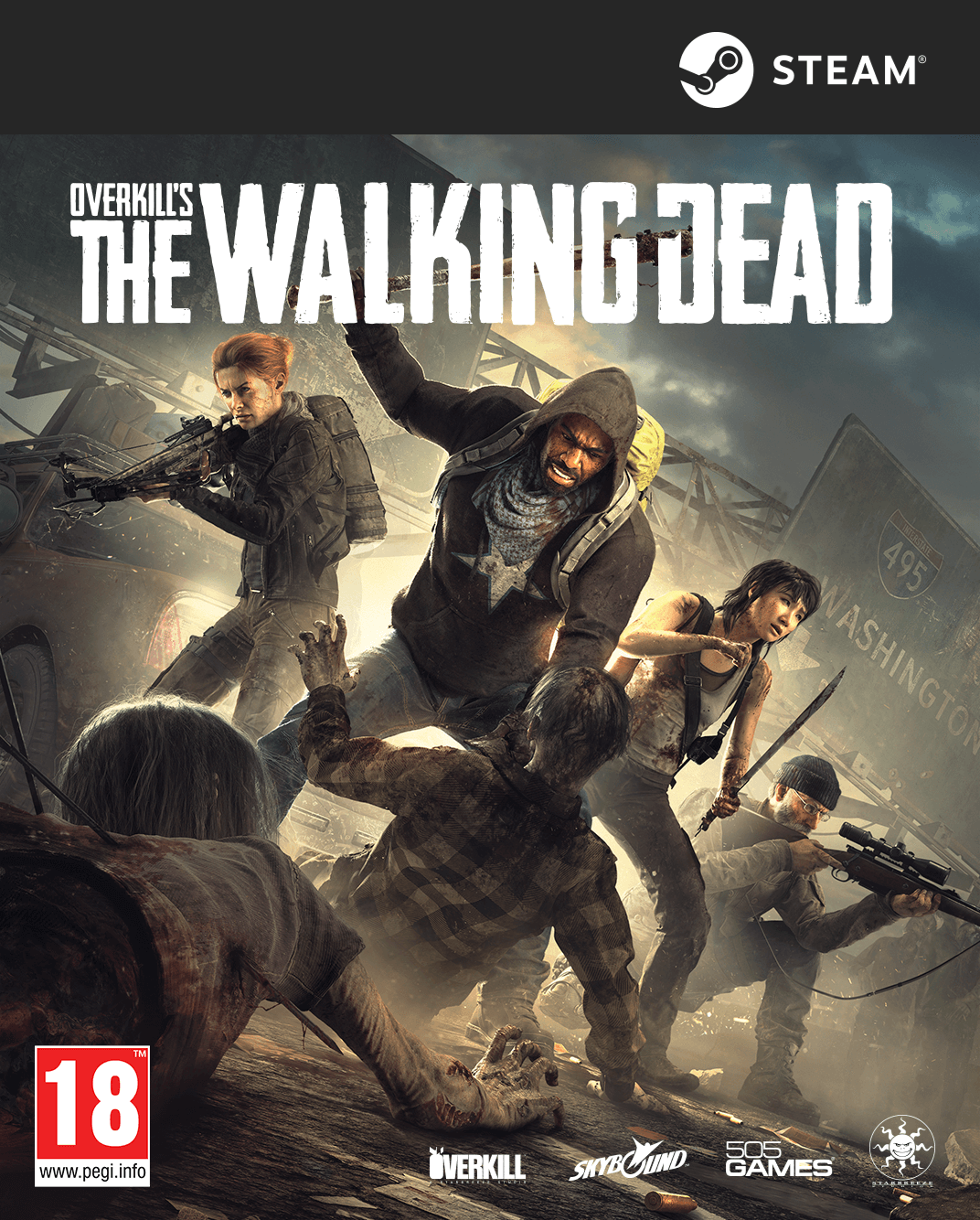 OVERKILL's The Walking Dead - Starter Edition