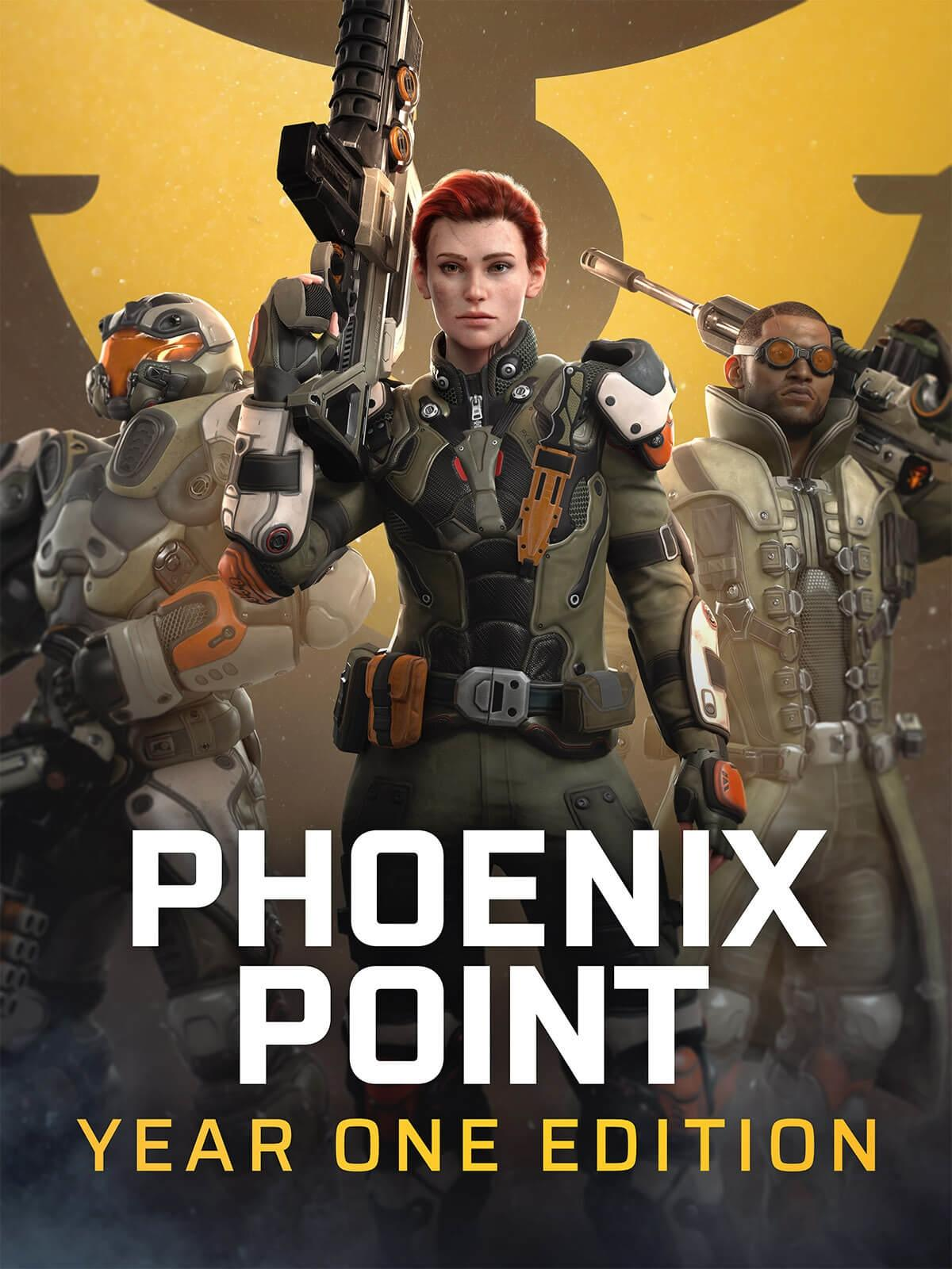 Picture of Phoenix Point: Year One Edition