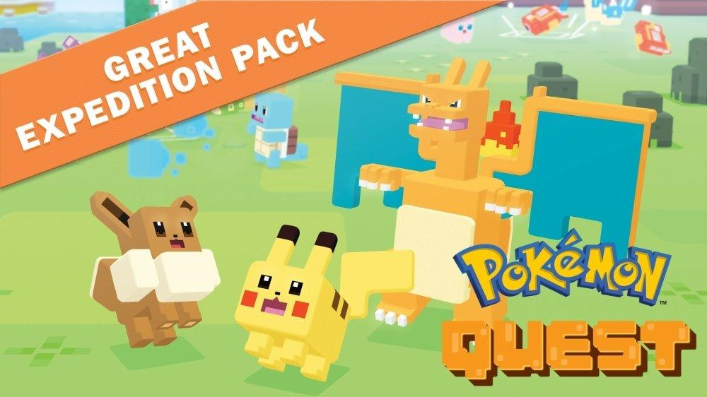 Pokémon™ Quest: Great Expedition Pack
