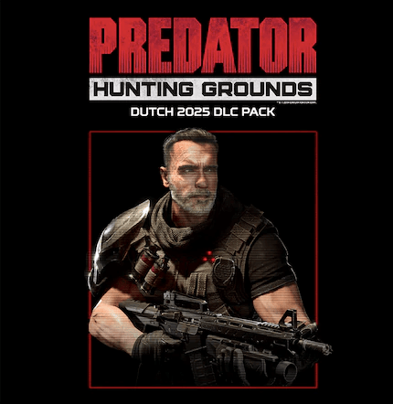 Zdjęcie Predator: Hunting Grounds - Dutch 2025 Pack