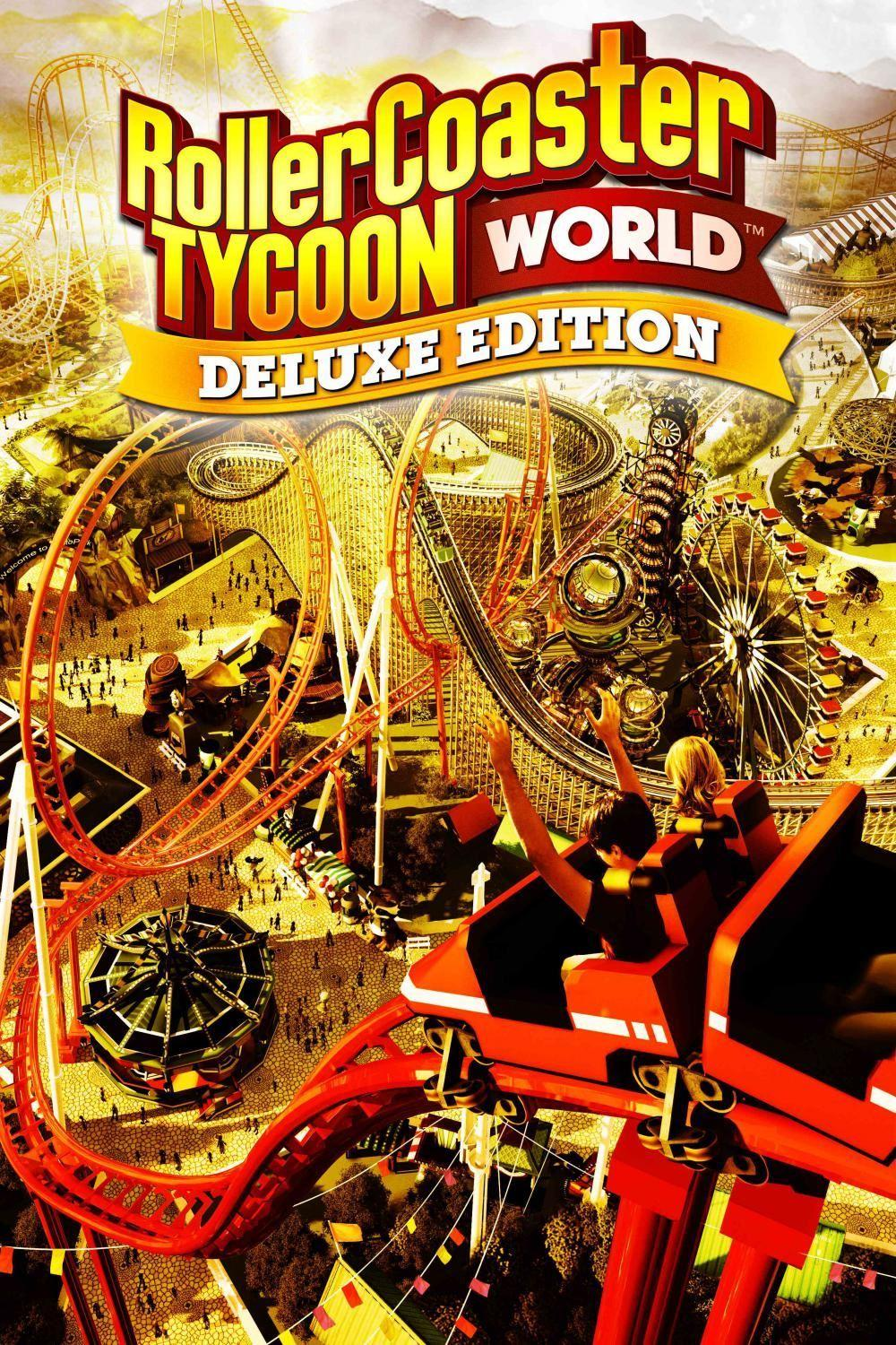 RollerCoaster Tycoon World™ Deluxe Edition
