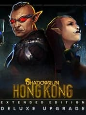 Resim Shadowrun: Hong Kong - Extended Edition Deluxe Upgrade