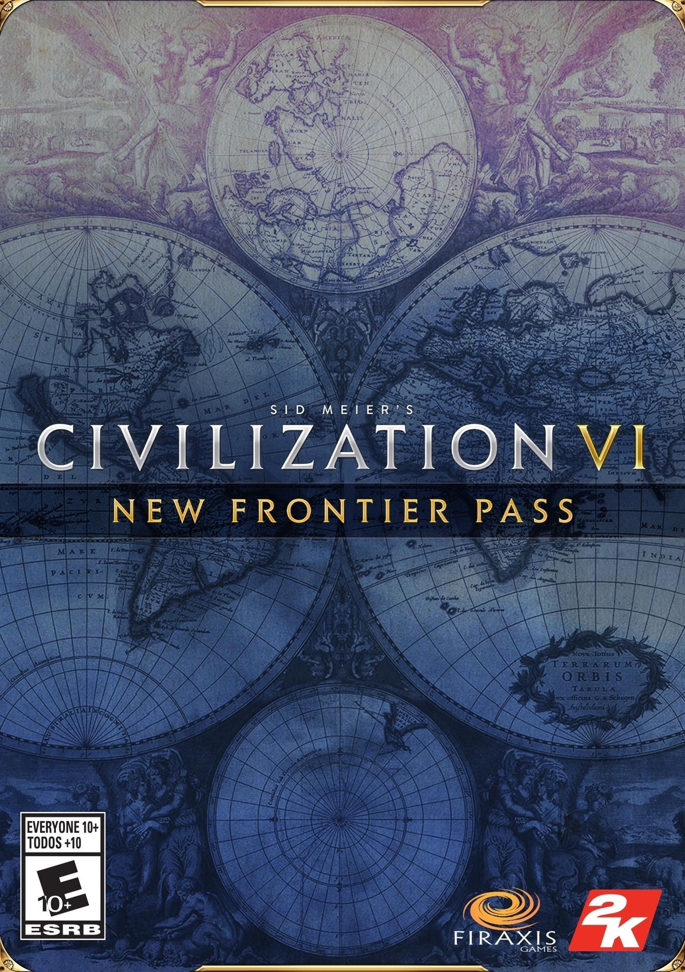 Sid Meier's Civilization® VI - New Frontier Pass (Epic) | LATAM (2d63fd82-f288-4369-a807-372bc863a084)