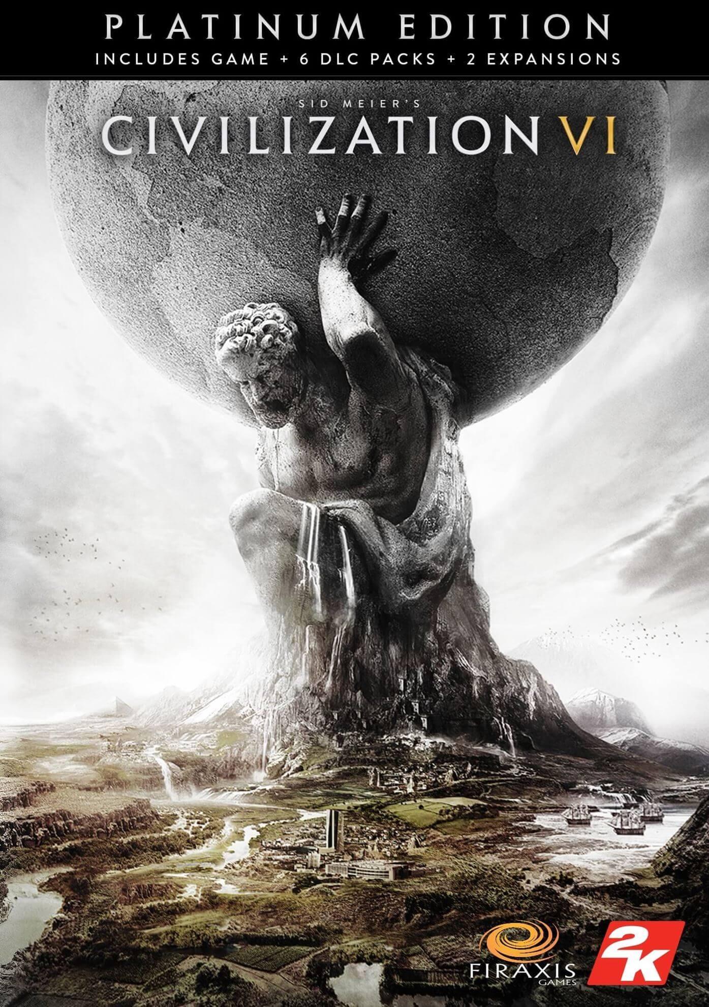Resim Sid Meier's Civilization® VI Platinum Edition