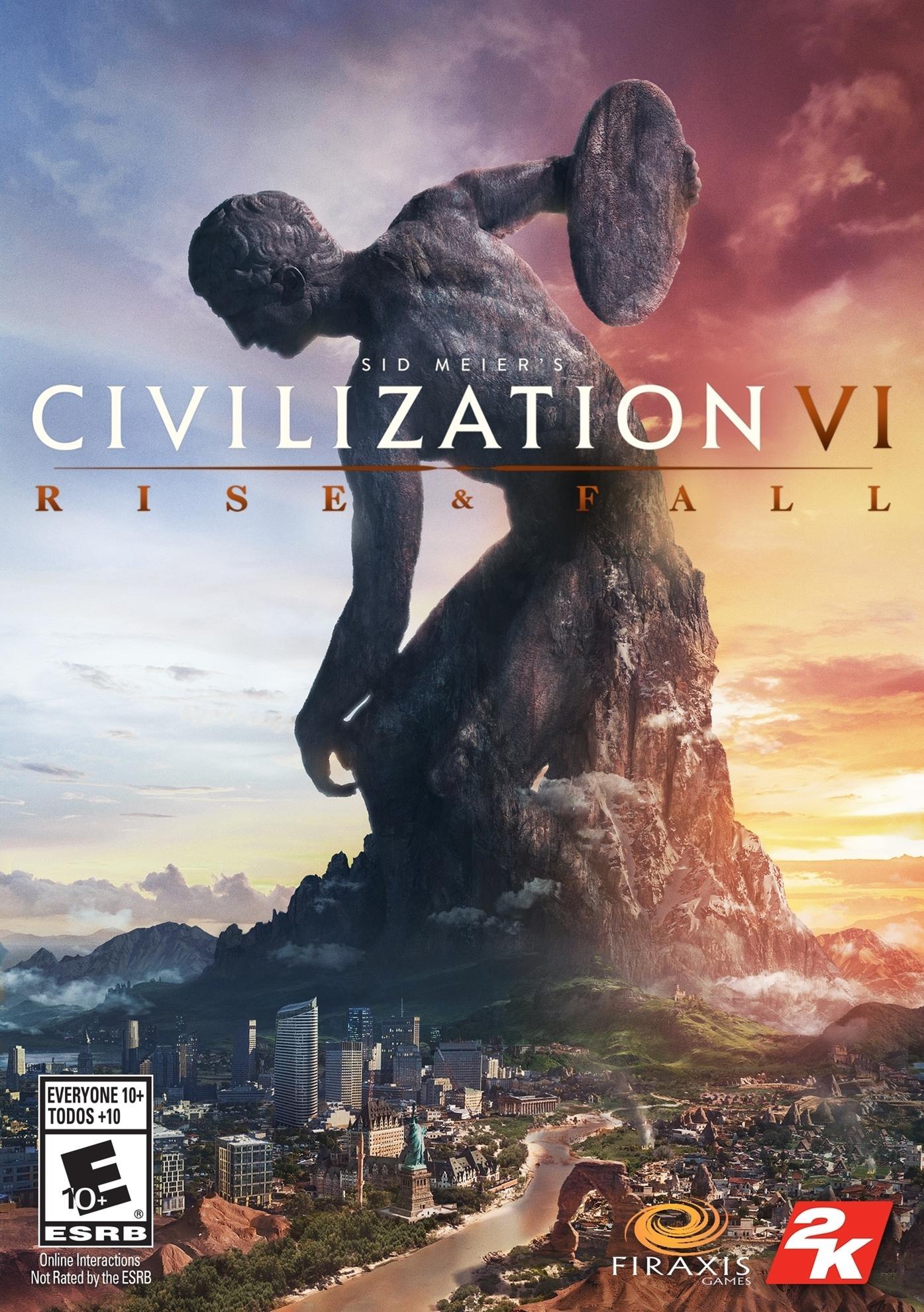 Sid Meier's Civilization® VI: Rise and Fall (Epic)   LATAM (86be74b8-dfc8-49ef-80ac-e4ab7db4c9be)