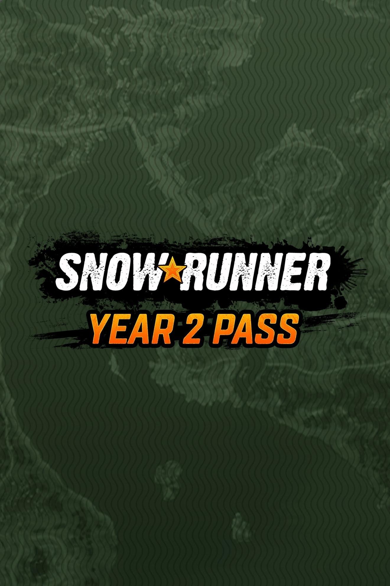 SnowRunner - Year 2 Pass | WW (8cb1e592-d774-4707-aaa3-72cd539073b0)