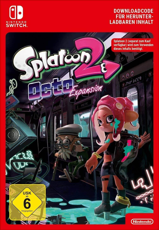 Resim Splatoon 2: Octo Expansion