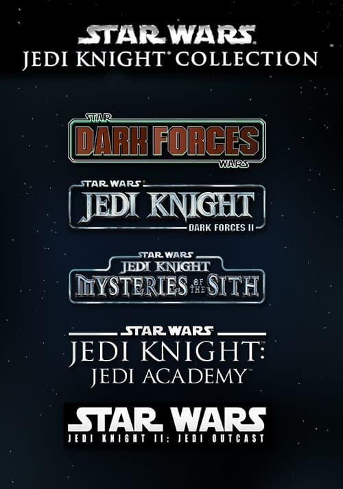 Imagem de Star Wars Jedi Knight Collection