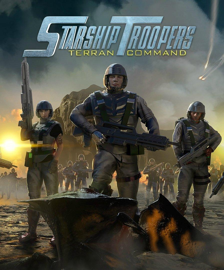 Picture of Starship Troopers - Terran Command