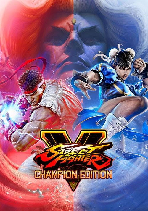 Picture of Street Fighter V - Champion Edition Upgrade Kit