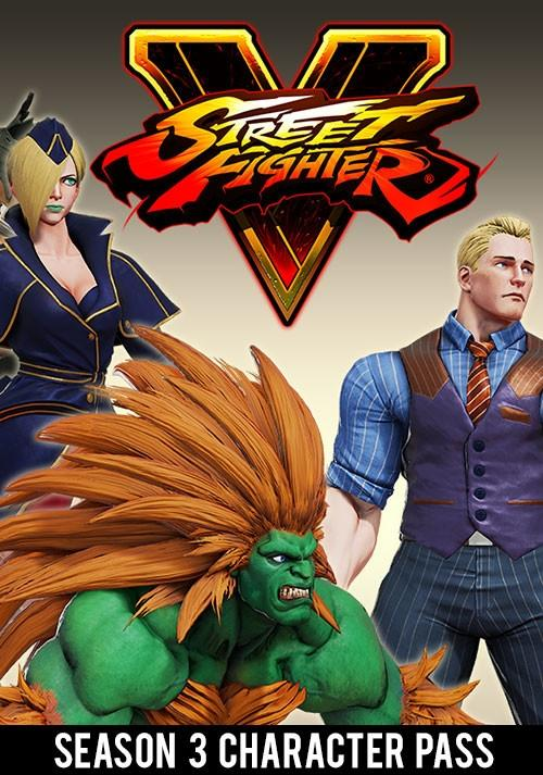 Picture of Street Fighter V - Season 3 Character Pass