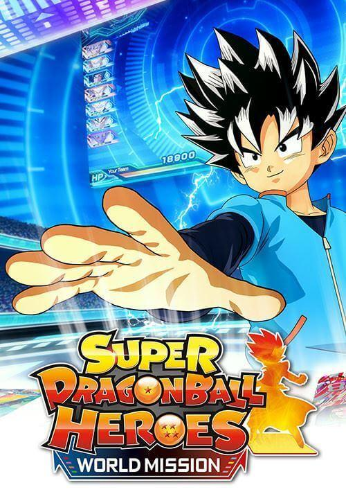 Afbeelding van Super Dragon Ball Heroes World Mission