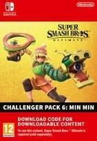 Super Smash Bros. Ultimate: Min Min Challenger Pack