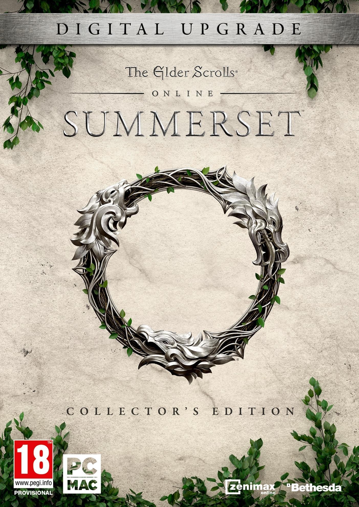 The Elder Scrolls Online: Summerset - Digital Collector's Upgrade