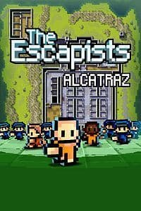 Bild von The Escapists - Alcatraz