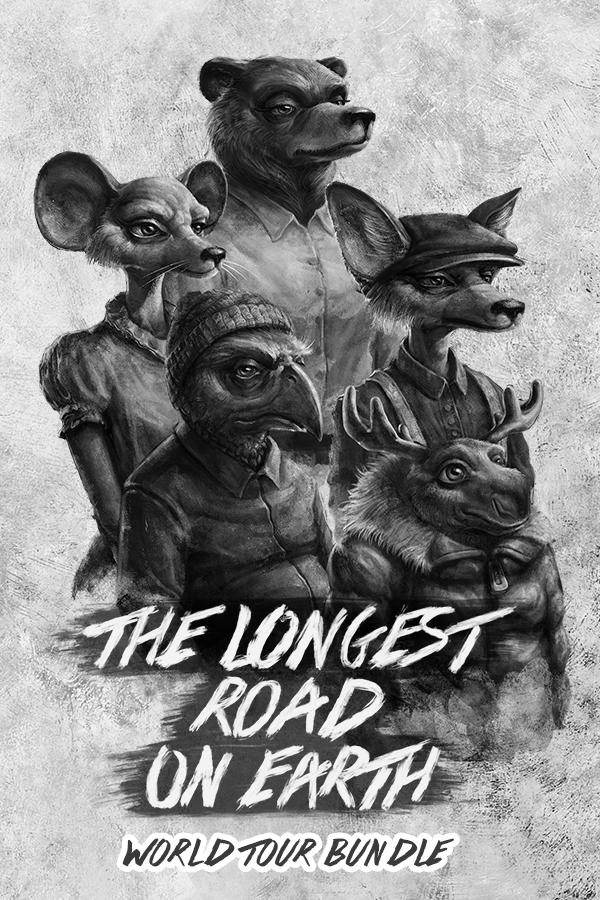 The Longest Road on Earth World Tour Bundle | ROW (bdac9253-7ae6-487e-98d2-953ca55e4f32)