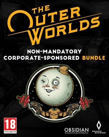 Imagem de The Outer Worlds: Non-Mandatory Corporate-Sponsored Bundle (Steam)