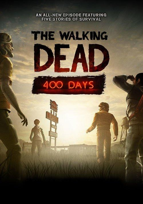 Imagem de The Walking Dead: 400 Days