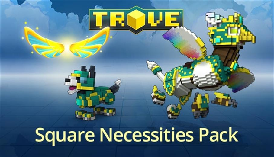 Trove - Square Necessities Pack