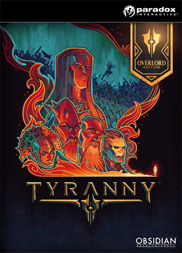 Imagem de Tyranny - Deluxe Edition Upgrade