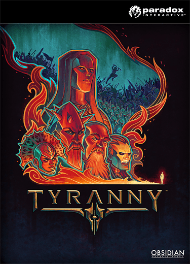 Picture of Tyranny - Standard Edition