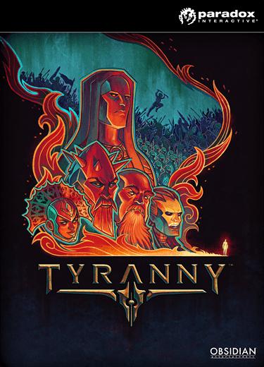 Imagem de Tyranny - Standard Edition