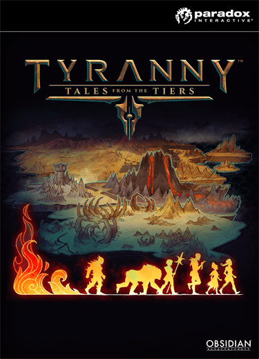 Imagem de Tyranny - Tales from the Tiers
