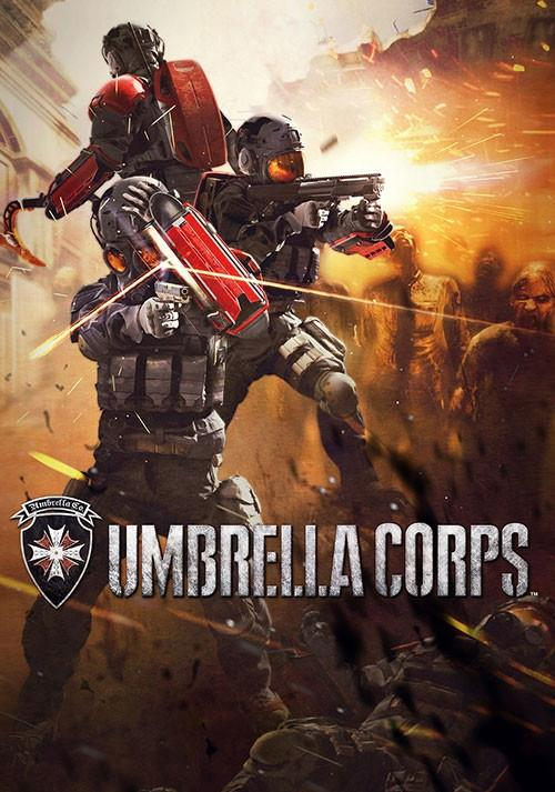 Picture of Umbrella Corps™ Upgrade Pack