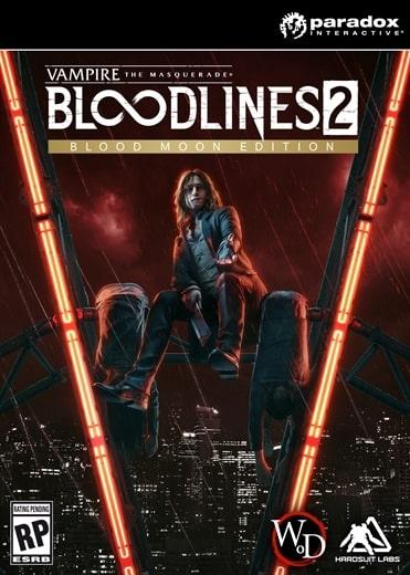 Imagem de Vampire: The Masquerade® - Bloodlines™ 2: Blood Moon Edition - Pre-Order