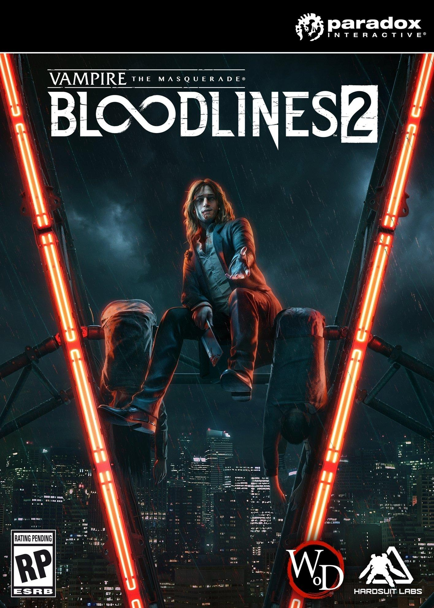 Vampire: The Masquerade® - Bloodlines™ 2 - Pre-Order | ROW (46596f4d-a52d-4cd3-ba3d-dae4aa1665bc)
