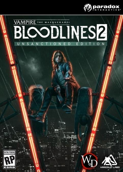 Imagem de Vampire: The Masquerade® - Bloodlines™ 2: Unsanctioned Edition Pre-Order