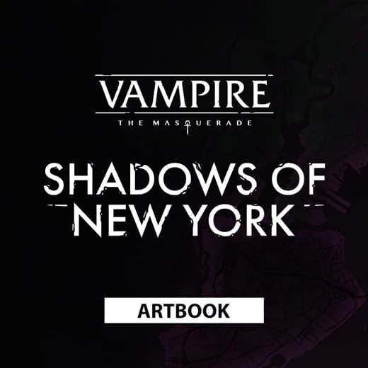 Imagem de Vampire: The Masquerade – Shadows of New York Deluxe Edition Artbook