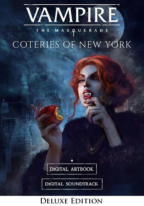 Imagem de Vampire: The Masquerade – Shadows of New York Deluxe Edition Soundtrack