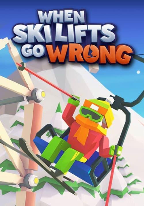 Bild von When Ski Lifts Go Wrong