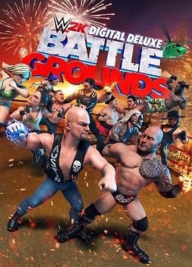 Imagem de WWE 2K Battlegrounds - Digital Deluxe Edition