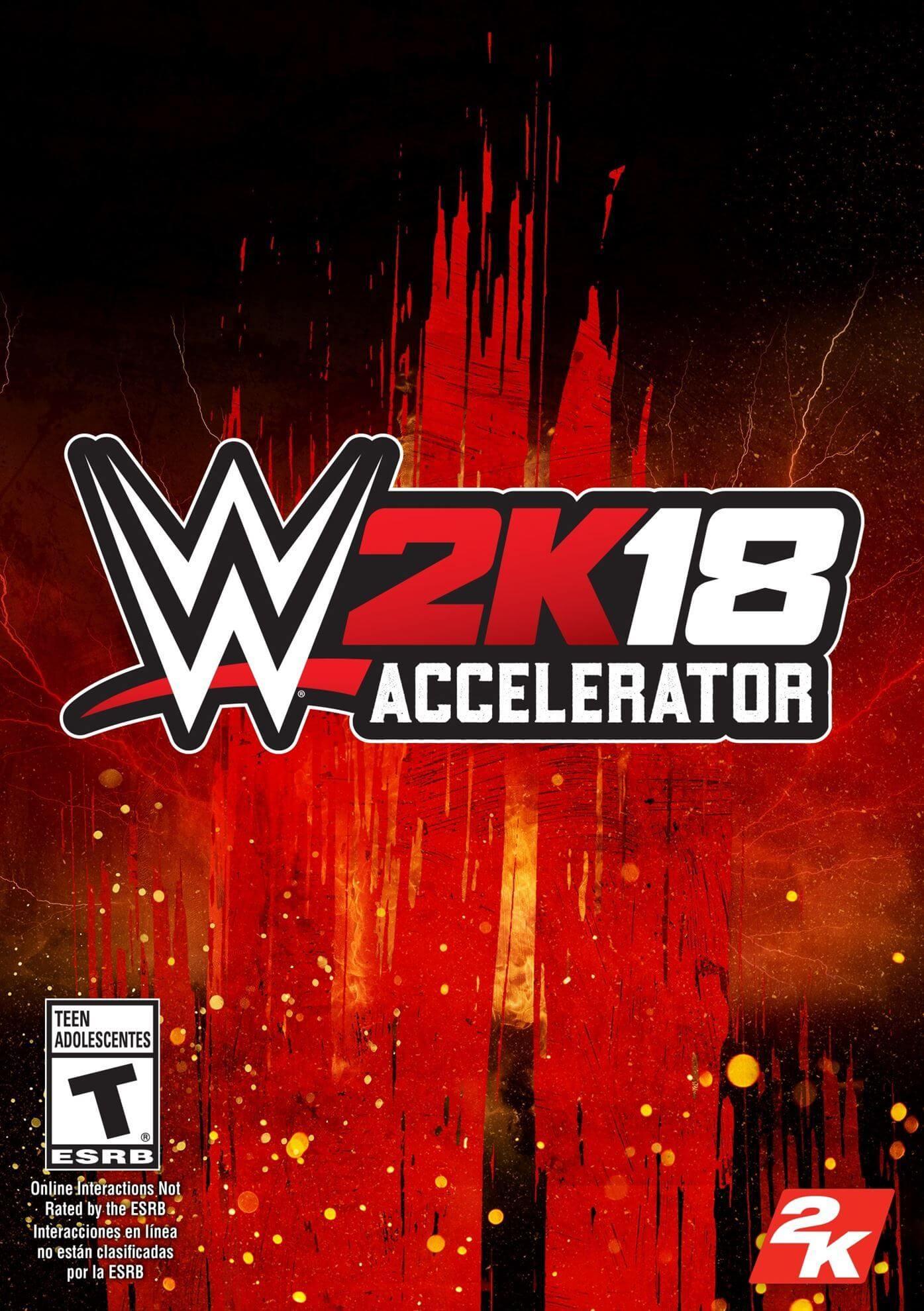 WWE 2K18 - Accelerator Pack (ROW)