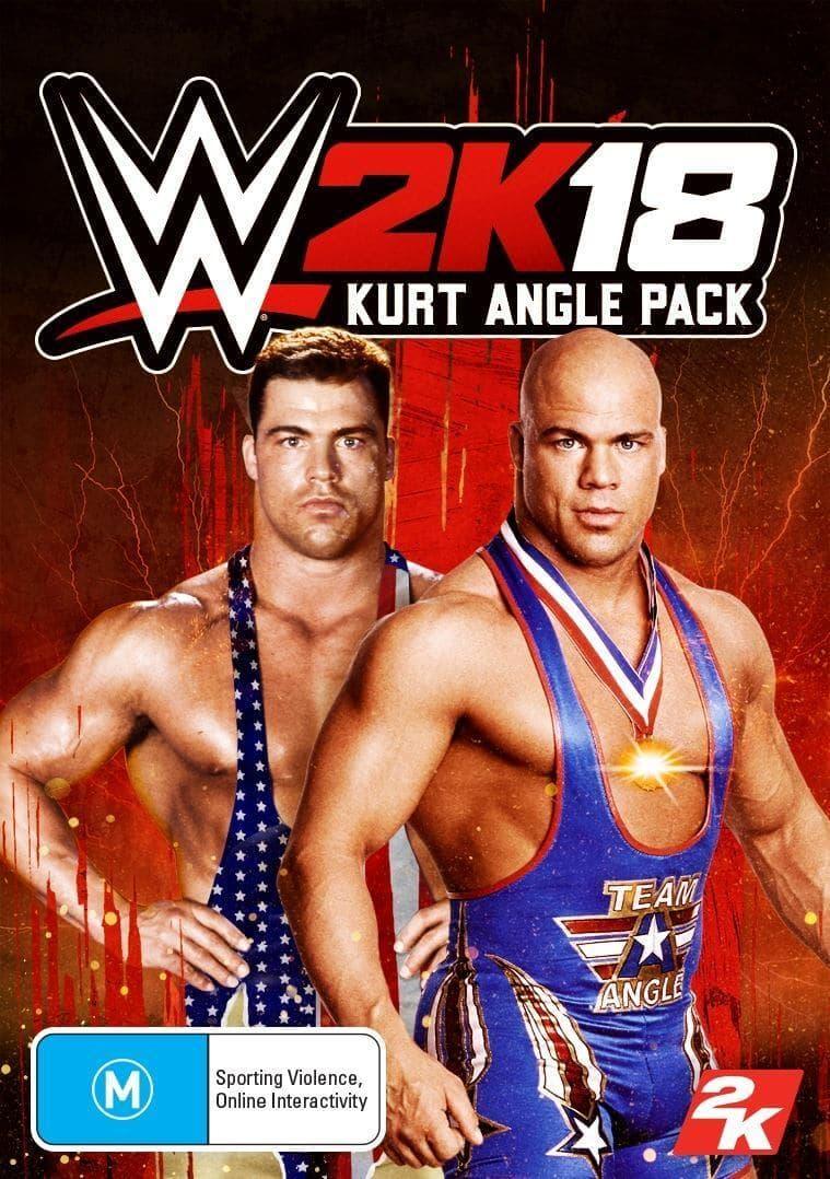 WWE 2K18 - Kurt Angle Pack (ROW)