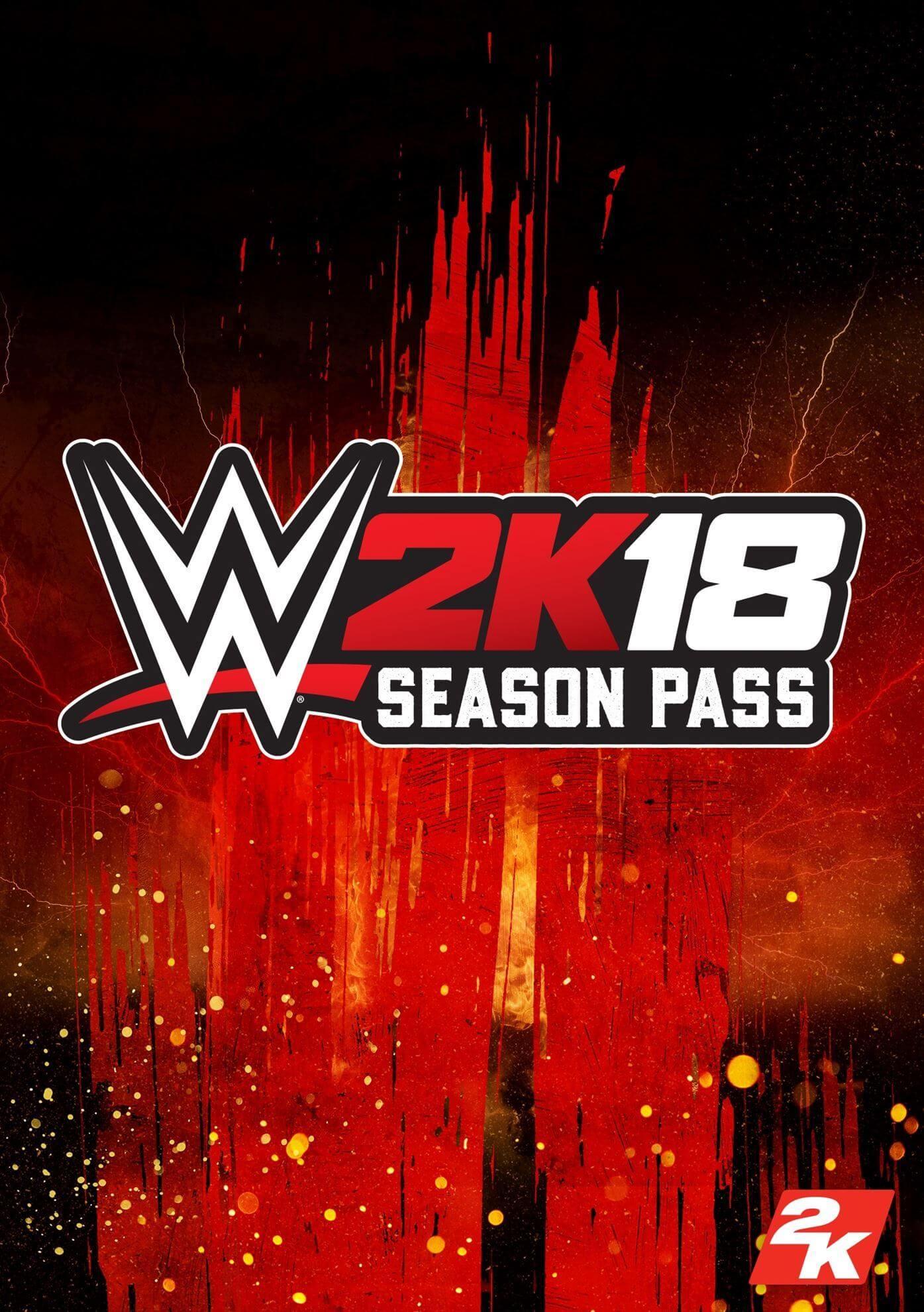 WWE 2K18 Season Pass (ROW)