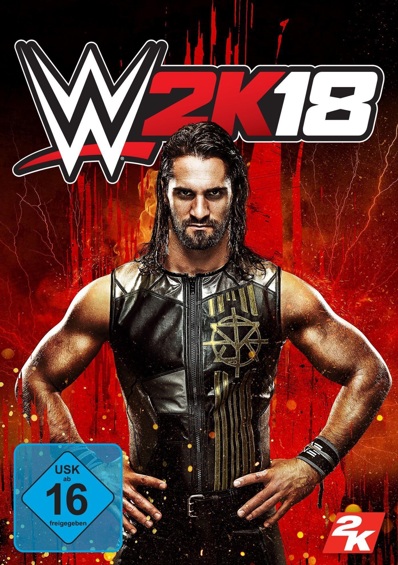 WWE 2K18 (ROW)