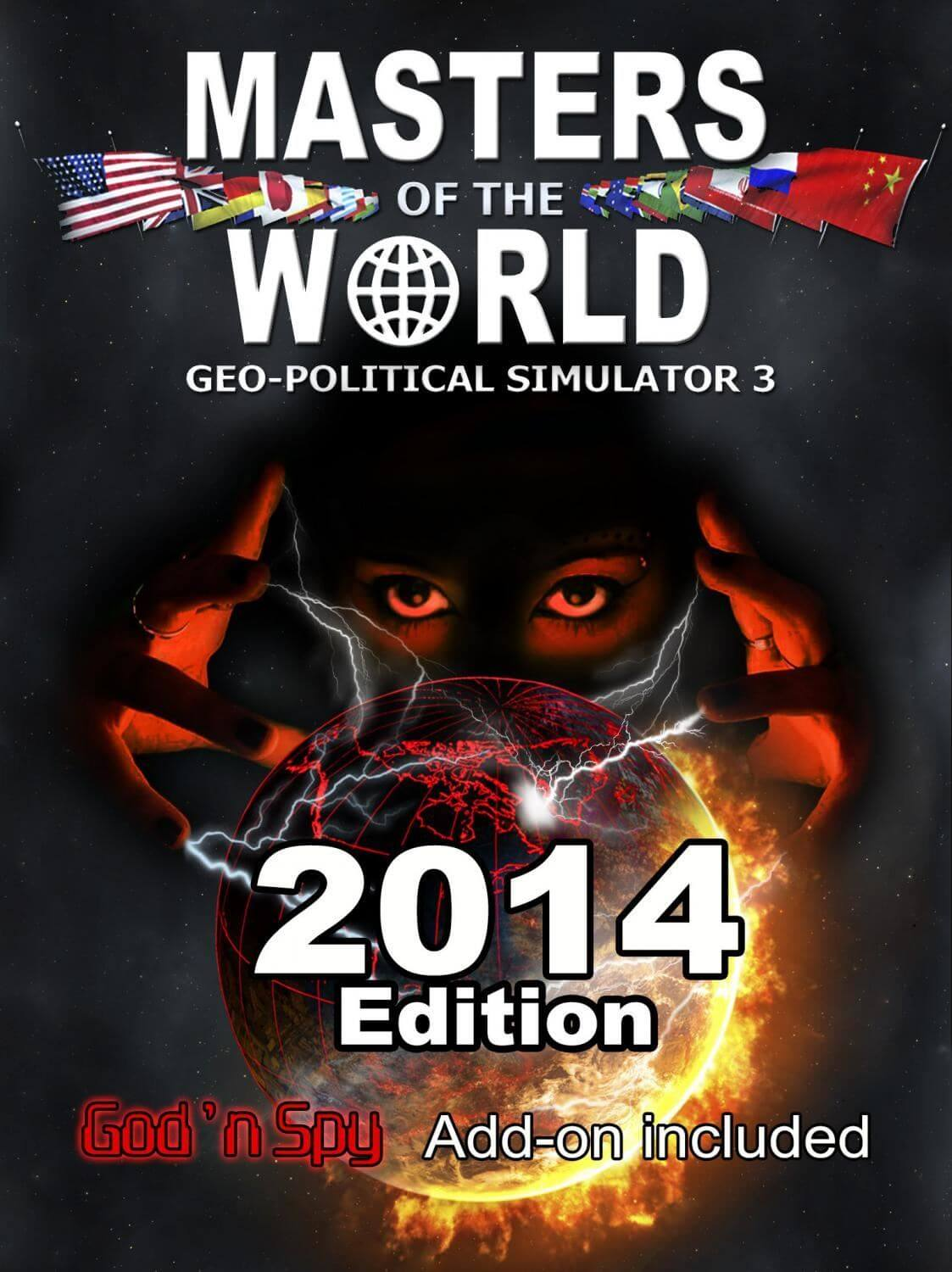 2014 Edition Add-on - Masters of the World DLC