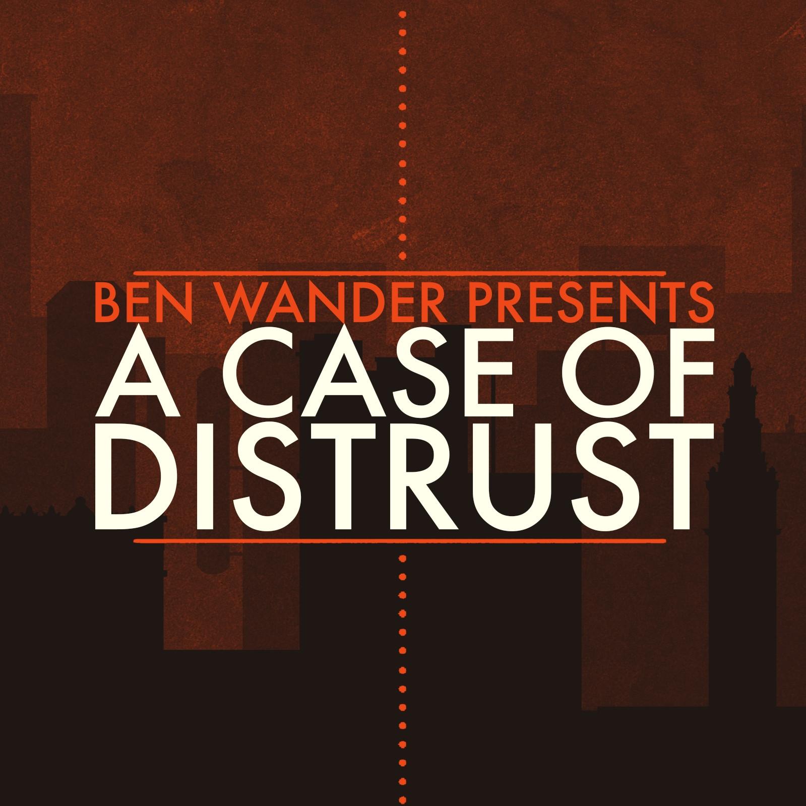 Afbeelding van A Case of Distrust