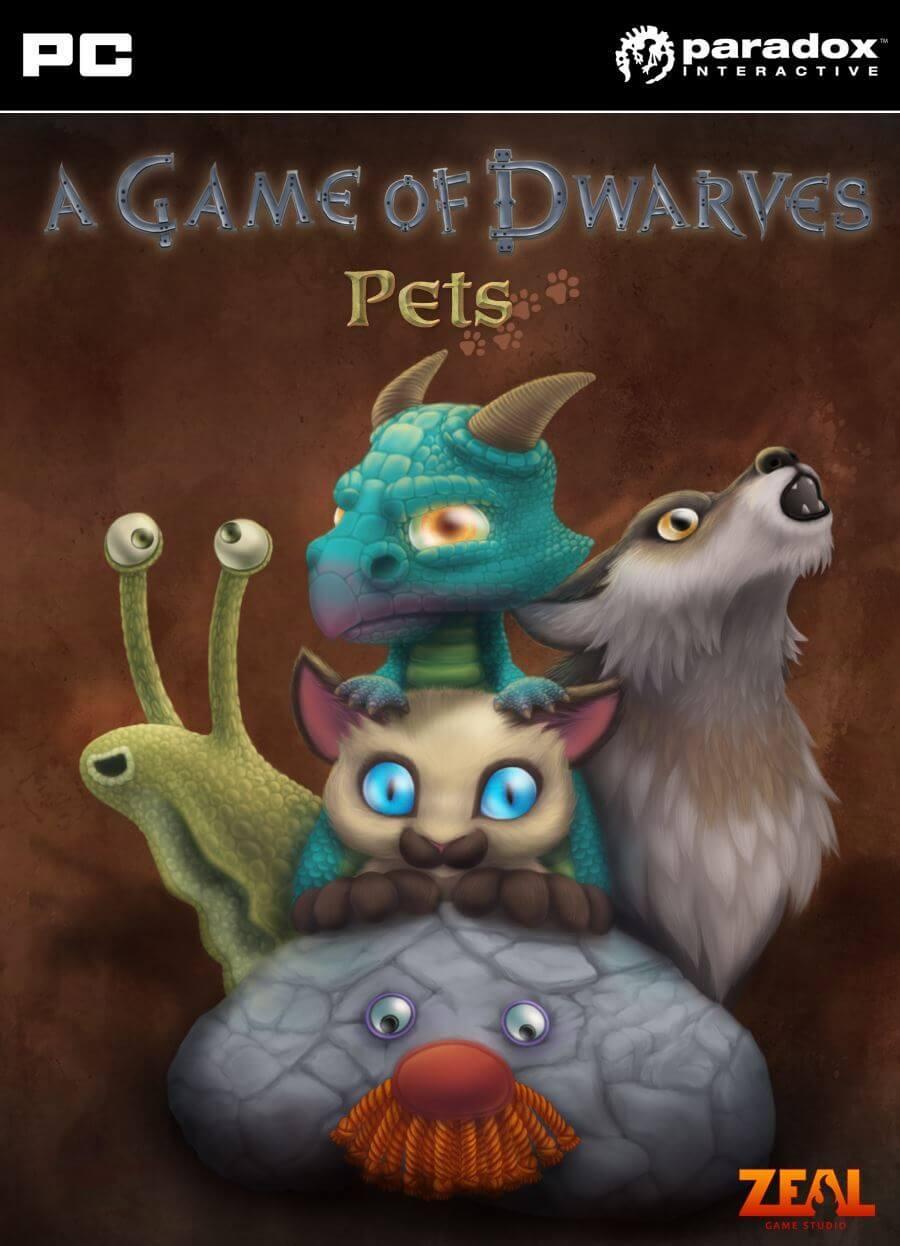 A Game of Dwarves: Pets