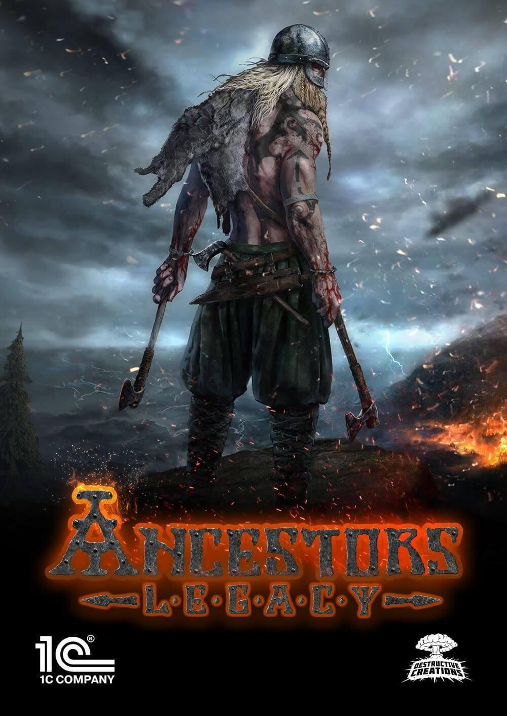 Ancestors Legacy: Digital Artbook